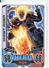 Marvel Hero Attax Series 2 Base Card #71 Ghost Rider