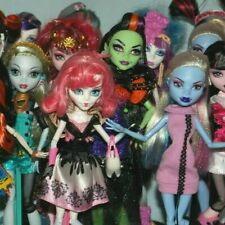 (List #4) Monster High Dolls inc Some Original Accessories - Choose from Various