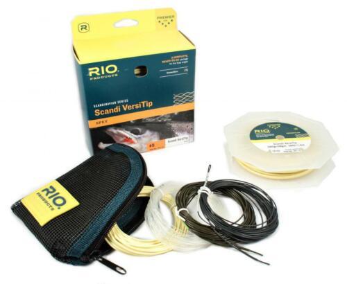 RIO Scandi Versitip #7 Free P/&P! #8 #11 #9 SALE 119,90 GBP RRP 149 GBP