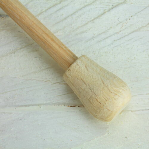 2er Set Honiglöffel Holz Honig-Löffel Honigheber Honigspirale Honignehmer lang