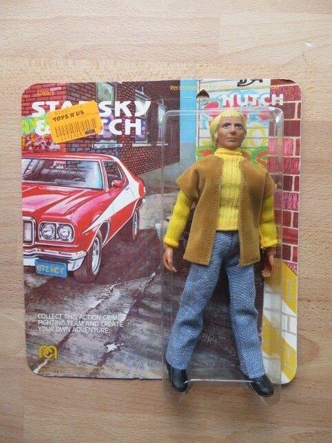 Mego Estrellasky y Hutch Hutch Figura de Acción 1976