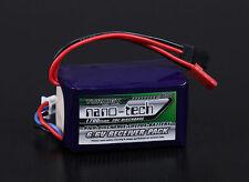 New Turnigy nano-tech 1700mAh 2S 20C Battery LiFePo4 Receiver RX JST 6.6v Futaba