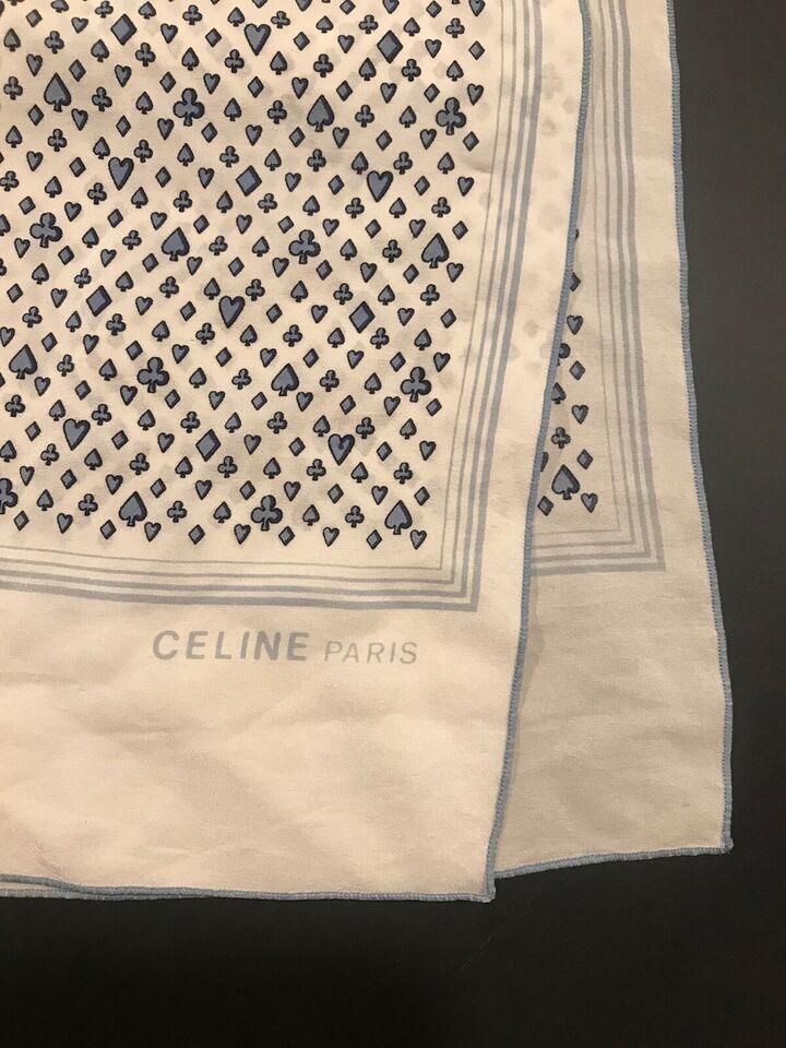 Tørklæde, Silketørklæde, Celine