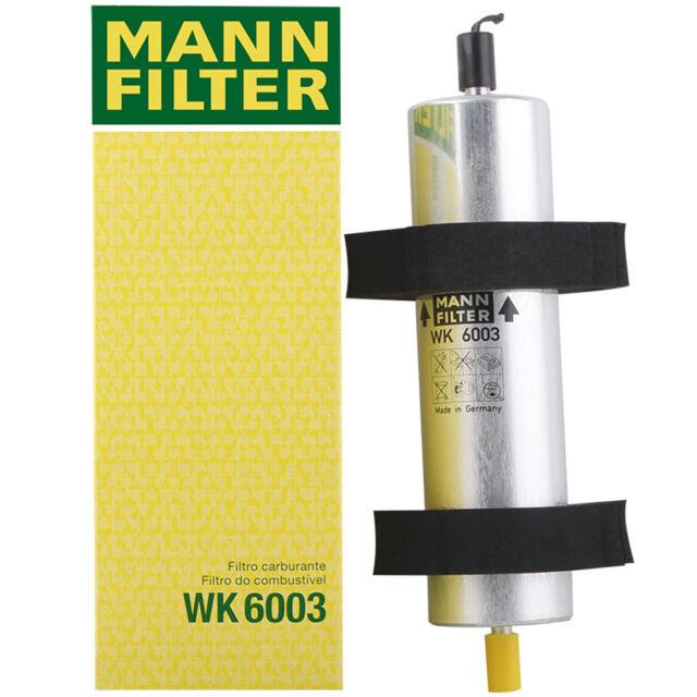 Mann-Filter Filtro de combustible WK 6003 para Audi
