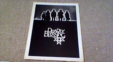 DEADLY BLESSING UK Cinema Synopsis Sheet 1981 Wes Craven Horror Sharon Stone