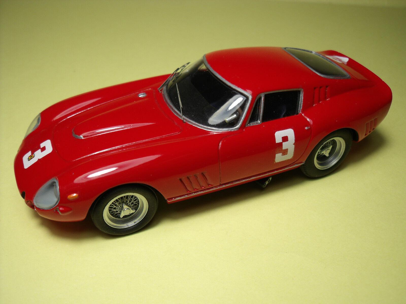 Ferrari 275 gtbc nürburgring 1965 um 1   43 unlackiert kit kein funke