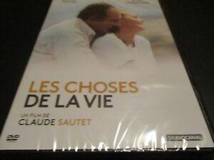 DVD-NEUF-034-LES-CHOSES-DE-LA-VIE-034-Romy-SCHNEIDER-Michel-PICCOLI-Claude-SAUTET