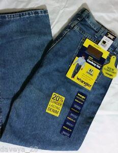 WRANGLER-47MWZ-SW-Mens-COWBOY-CUT-PREMIUM-PERFORMANCE-Stone-Wash-Jeans-31-40-NWT