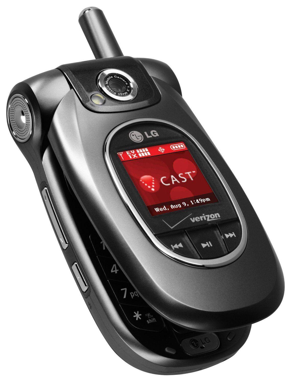 lg vx 8300 verizon cellular phone ebay rh ebay com LG VX8300 Charger New LG Flip Phone