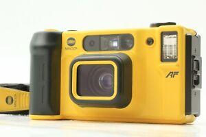 [MINT w/ Strap] Minolta Weathermatic DUAL 35 Underwater Camera From JAPAN