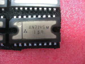 Lot de 2 ic AN7410 de chez MITSUBISHI ci AN 7410