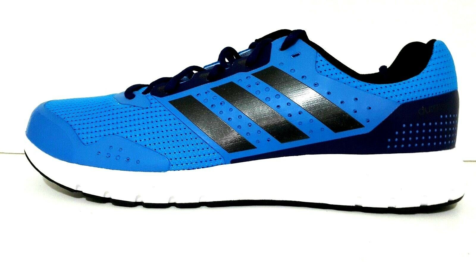 Adidas Adiprene Duramo 7 Mens Run Lace Up bluee shoes Sneakers Size 10.5 11.5 12