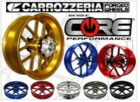 Ducati 1098 1198 All Years Carrozzeria Vtrack Forged Wheels Set Of 2