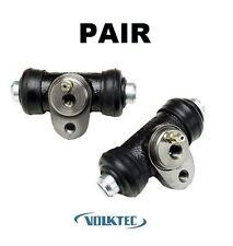(PAIR) Front Brake Wheel Cylinder VW Volkswagen Beetle Bug Ghia 58-79 113611057B