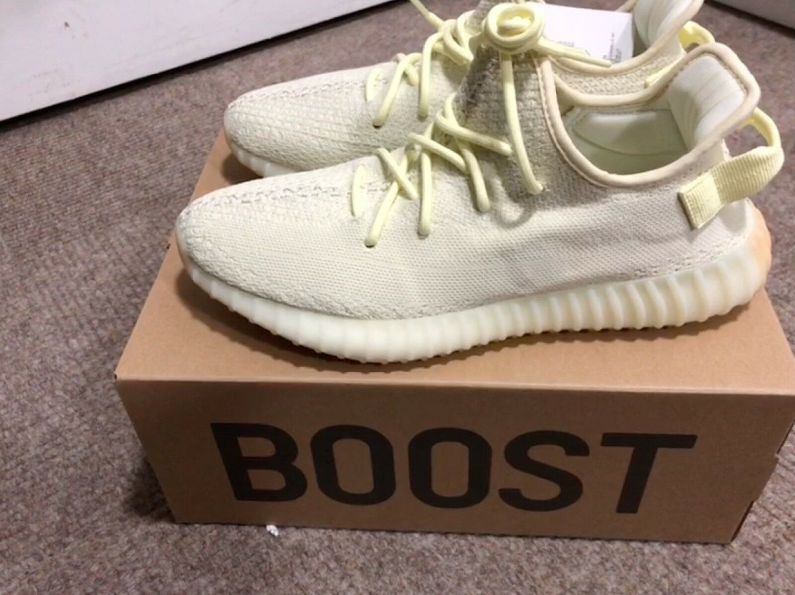 Adidas Yeezy Boost 350 V2 Butter - Size 8 Brand New in box