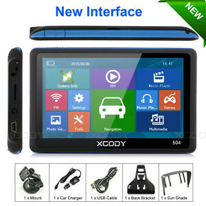 5-Inch-XGODY-GPS-Navigator-8GB-Navigation-System-with-Speedcam-Free-AU-EU-Maps