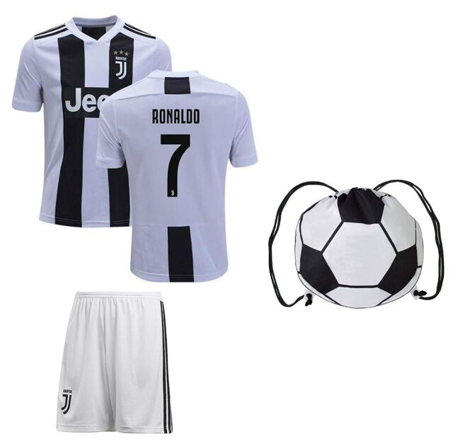 official photos 9e28c 0a3d6 Juventus Cristiano Ronaldo Jersey #7 Youth OR Adult Soccer Gift Set ✓  Ronaldo...
