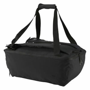 Reebok Style Premium Convertible Bag Black RRP £70 Brand New DU2711 FREE POSTAGE