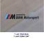 ADHESIVO PEGATINA STICKER DECAL AUFKLEBER AUTOCOLLANT BMW M////// POWER