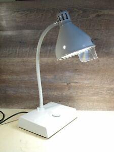 Vintage Dazor Model 1069DM Light Gray Industrial Medical ...