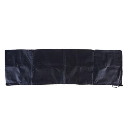 Waterproof Polyester One Shoulder Case Skating Skateboard Black Backpack Bag Jia