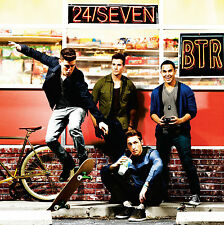 Big Time Rush - 24/Seven ( CD - Album - Deluxe Edition - 15 Trakcs )