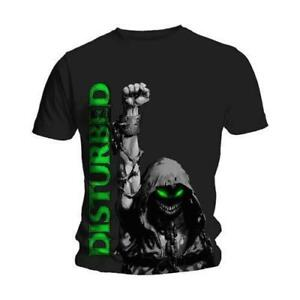 Disturbed T-shirt Up Your Fist Official Merchandise Buhpegtf-07184602-383325899