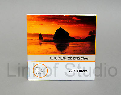 Lee Filters 77mm Standard Adapter Ring To Fit Foundation Kit