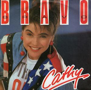 SINGLE 1990 CATHY - BRAVO,BRAVO ,7inch - Berlin, Deutschland - SINGLE 1990 CATHY - BRAVO,BRAVO ,7inch - Berlin, Deutschland