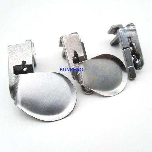 10 HEMMER FÜSSE HIGH SHANK,SCROLL,BALL/& WIRE HEMMER passend für JUKI DDL-5550