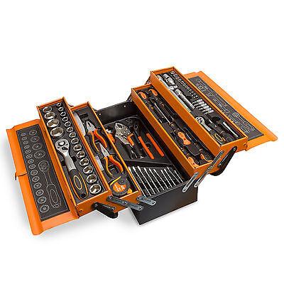 Werkzeugkasten Werkzeugkoffer Werkzeugkiste Werkzeugbox Inkl. Werkzeug 85 Teilig Auf Der Ganzen Welt Verteilt Werden