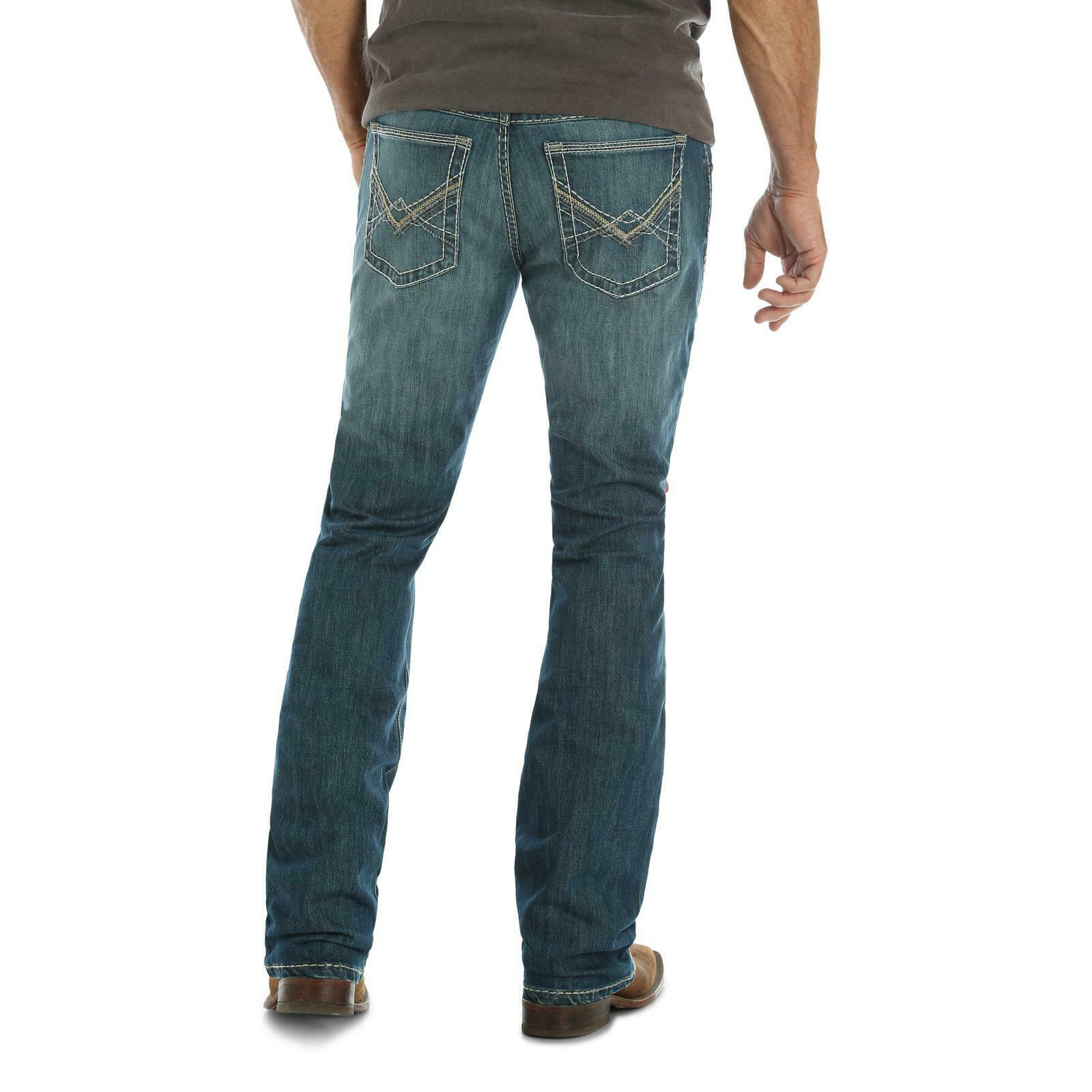 Cinch Mens Garth Brooks Sevens by Relaxed Fit Jeans Denim 36W x 34L
