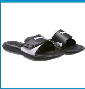d0dc26ddc4b4 Image is loading Ladies-Puma-Slippers-Flip-Flops-Sliders-Sandals-Surfcat-