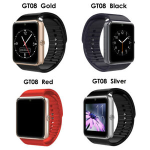 Bluetooth-Smart-Watch-Q18-GT08-Phone-Mate-Sports-GSM-SIM-For-Android-Samsung