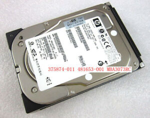 378402-001 HP Hard Drive 378402-001