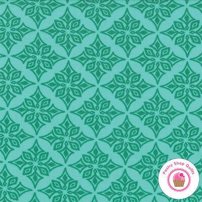 Moda DAYDREAMS 27178 11 KATE SPAIN Vestige Jade Green Tonal QUILT FABRIC