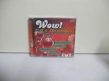WOW IT'S CHRISTMAS NEW SIGILLATO CD 8717423055525