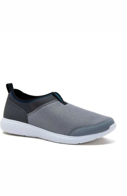 Mesh Slip On Size Athletic And1 Walking Men's Gray 8 Nwt Sneakers Pivot Shoes Qrdhts