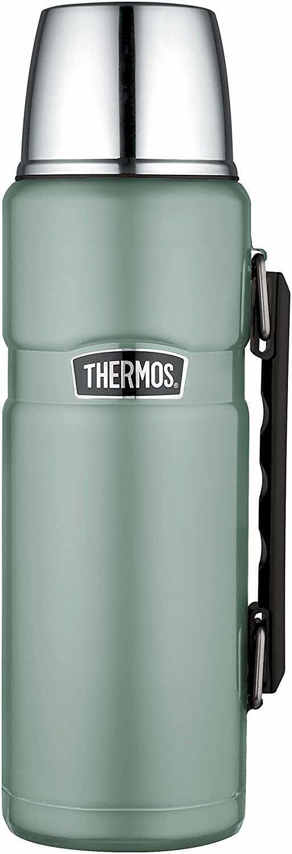 Thermoskanne, Edelstahl, Entenei, 1,2 L