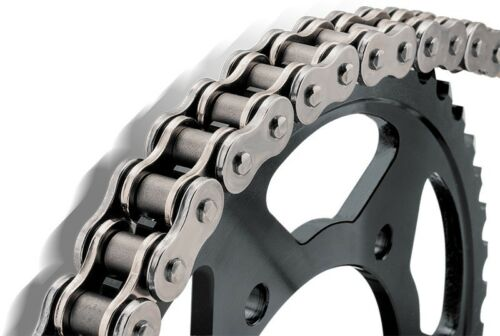 BIKEMASTER 520H Heavy-Duty Precision Roller Chain 120 Natural