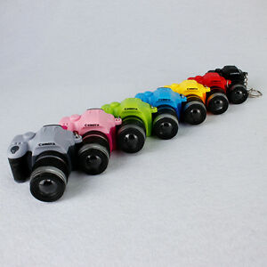 NEW-LED-Luminous-Keychains-Camera-With-Flash-Light-Lucky-Cute-Charm