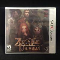 Zero Time Dilemma (nintendo 3ds) Brand