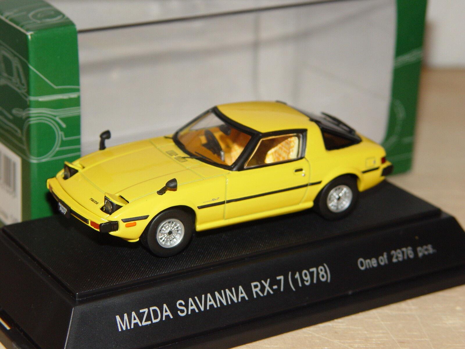 MAZDA RX-7 1978 - 1 43e Ebbro