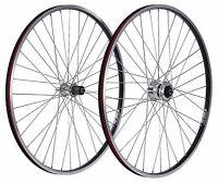 Idc Stout Dynohub (hub Dynamo) 700c Front Wheel 36h (black)