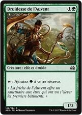 MTG Magic AER - (x4) Druid of the Cowl/Druidesse de l'Auvent, French/VF