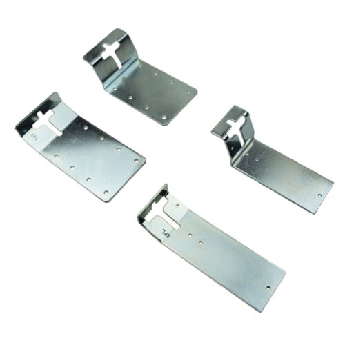 T-Post Mounting Bracket 4-Pack  Great For Bird Feeders,Shelving Bird House