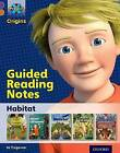 Project X Origins: Purple Book Band, Oxford Level 8: Habitat: Guided Reading Notes by Jo Tregenza (Paperback, 2014)