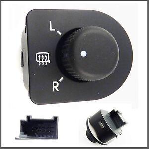 au enspiegel schalter drehknopf f r vw beetle golf bora. Black Bedroom Furniture Sets. Home Design Ideas