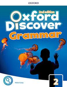 (19).oxford Discover Grammar 2.students /2nd.ed.. EnvÍo Urgente (espaÑa) Avoir à La Fois La Qualité De TéNacité Et De Dureté