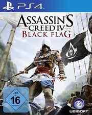 ★ PS4 Spiel Assassin´s Creed 4 - Black Flag *wie NEU!* dt. Playstation 4 Top! ★